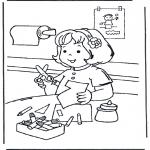 Disegni per i piccini - Lavori manuali