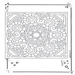 Disegni da colorare Mandala - Mandala 15