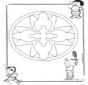 Mandala bambini 16