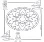 Mandala bambini 5