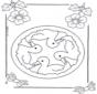 Mandala bambini 6