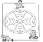 Mandala bambini 8