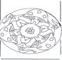 Mandala del fungo 2