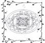 Mandala - fiori 6