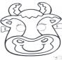 Maschera di Bovino 2