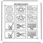 Lavori manuali - Memory 1
