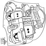 Lavori manuali - Mobile Cars 2