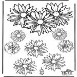Lavori manuali - Mobile fiori