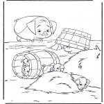 Personaggi di fumetti - Mucche alla riscossa 6