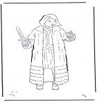 Personaggi di fumetti - Narnia 2