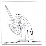 Personaggi di fumetti - Narnia 4