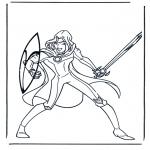 Personaggi di fumetti - Narnia 8