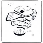Disegni per i piccini - Nemo 4