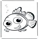Disegni per i piccini - Nemo 5