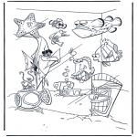 Disegni per i piccini - Nemo 8