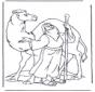 Noè con cammello