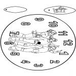 Lavori manuali - Orologio K3