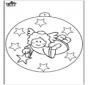 Palla di Natale - Angelo 2