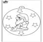 Palla di Natale - Babbo Natale 2