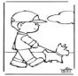 Passeggiata col cane