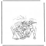 Personaggi di fumetti - Peter pan 2