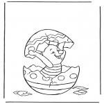 Personaggi di fumetti - Pimpi nelluovo pasquale