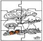 Puzzle - Autunno