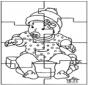 Puzzle di bambino 1