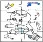 Puzzle di bambino 2