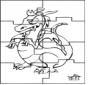 Puzzle - Drago