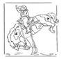 Ragazza a cavallo 2