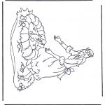 Lavori manuali - Rana principe