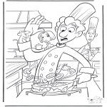 Personaggi di fumetti - Ratatouille 1