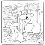 Personaggi di fumetti - Ratatouille 9