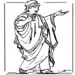 Disegni da colorare Vari temi - Romano