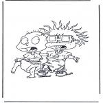 Personaggi di fumetti - Rugrats 3