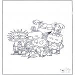 Personaggi di fumetti - Rugrats 5