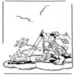 Personaggi di fumetti - Samson e Gert 2