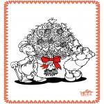 Disegni da colorare Temi - San Valentino 8
