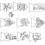 Lavori manuali - Scatola delle immagini Pokemon
