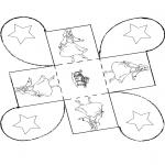 Lavori manuali - Scatolina per regali Cenerentola