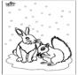 Scoiattolo e Coniglio