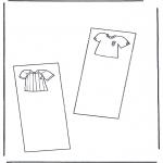 Lavori manuali - Segnalibro 3