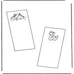 Lavori manuali - Segnalibro 4
