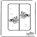 Lavori manuali - Segnalibro 6
