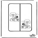 Lavori manuali - Segnalibro 7