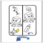 Lavori manuali - Segnalibro - bambino