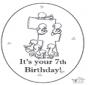 Settimo compleanno!