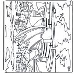 Disegni da colorare Vari temi - Sidney