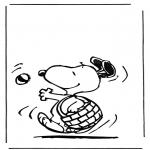 Personaggi di fumetti - Snoopy 1